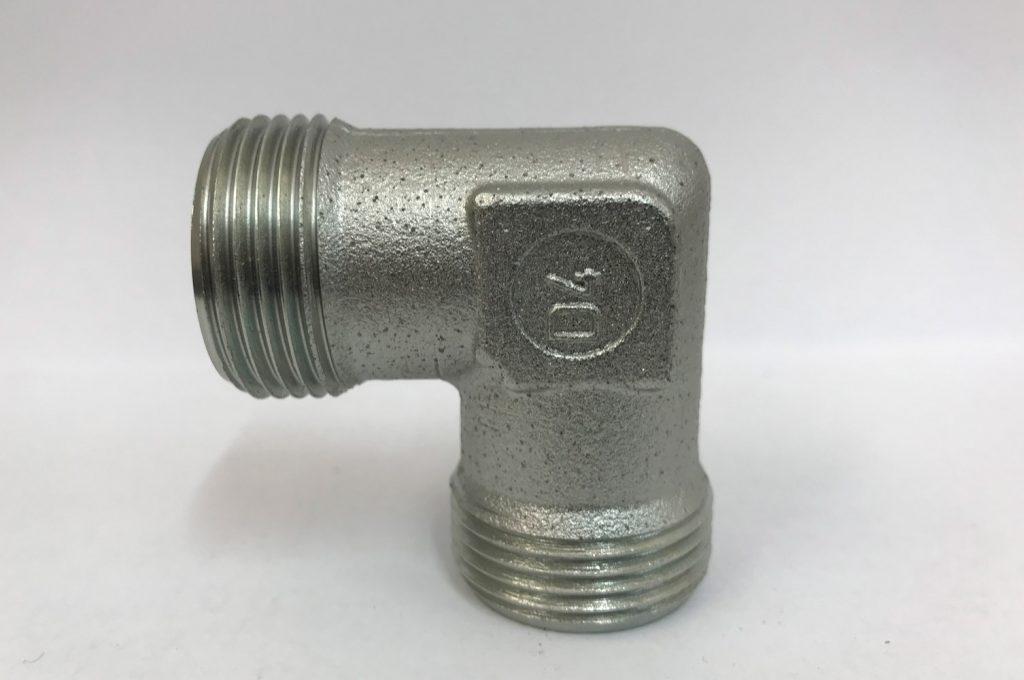 Kolenasti priključak za cevi